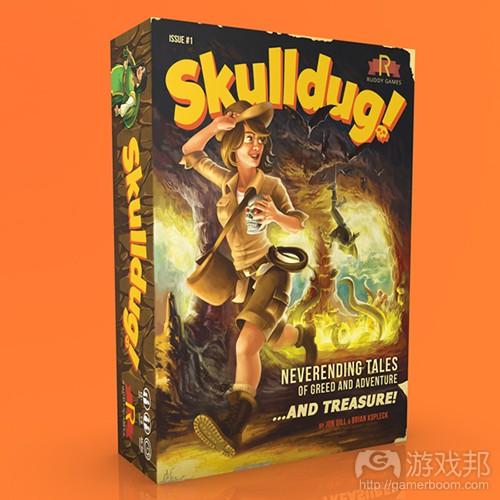 Skulldug!(from gamasutra)