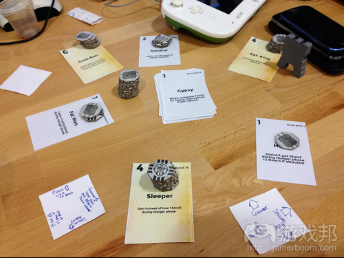 first playtest(from gamasutra)