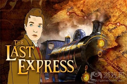 The Last Express(from anruan)