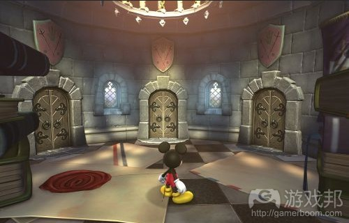 Castle of Illusion(from cngr)