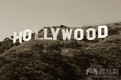 Hollywood(from amazon)