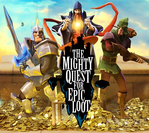 The Mighty Quest for Epic Loot(from 3dmgame)