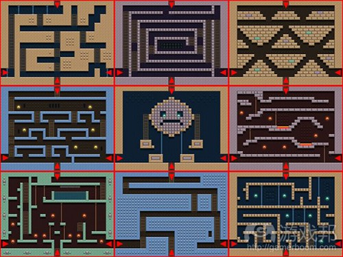 castle(from gamasutra)