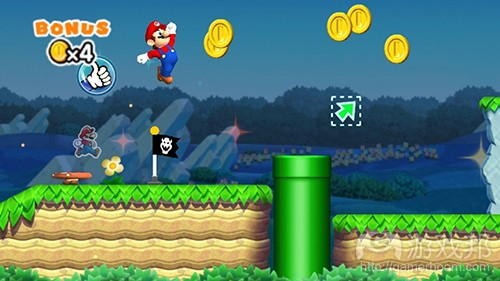 super-mario-run-screenshot(from gamasutra)