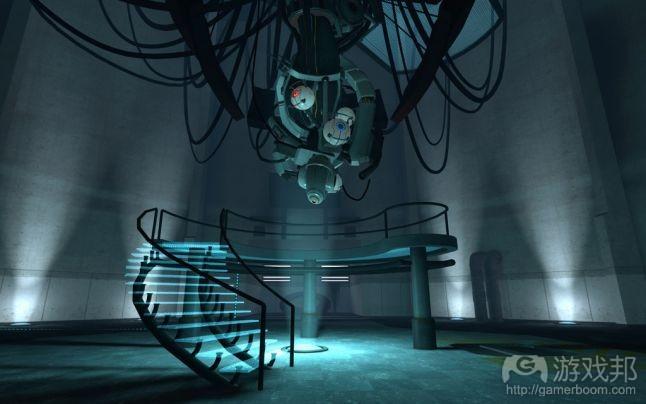 Portal Boss(from gamasutra.com)