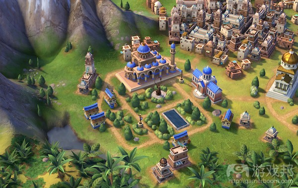 CivilizationVI Building Madrasa Arabia(from develop online)
