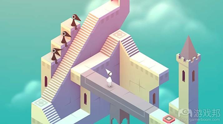 Monument Valley(from gamesindustry.biz)