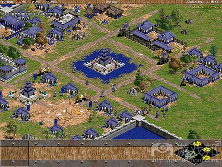 Age of Empires(from gamasutra.com)