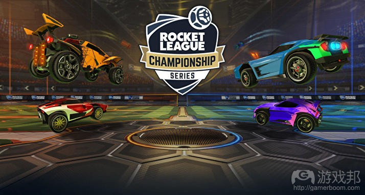 The Rocket League Championship(from gamesindustry.biz)