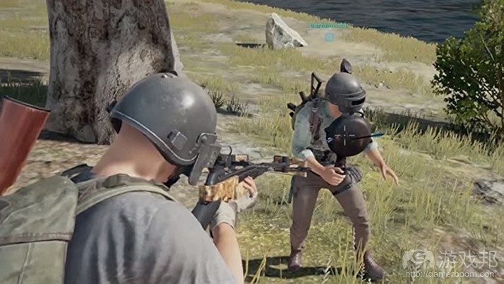 PlayerUnknown's Battlegrounds(from gamesindustry.biz)