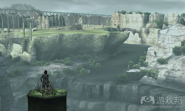 Shadow of the Colossus(from tutsplus.com)