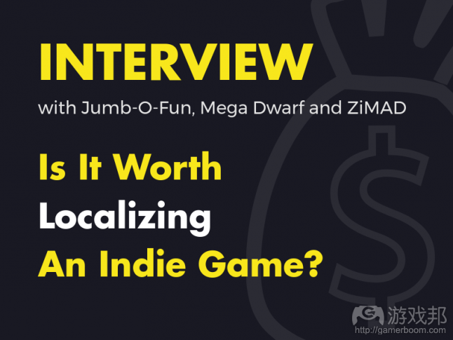Localizing An Indie Game(from gamasutra.com)