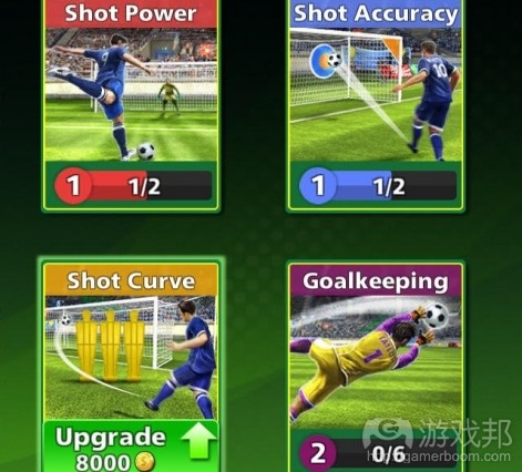 Football Strike (from pocketgamer.biz)