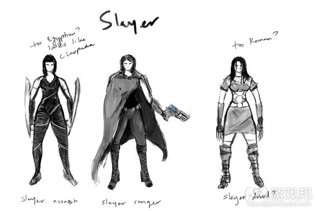 slayer ideas(from gamasutra.com)