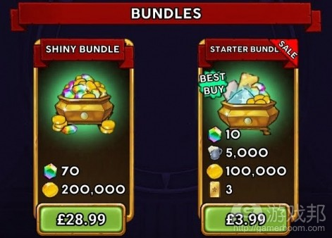 dragons watch bundles(from pocketgamer.biz)