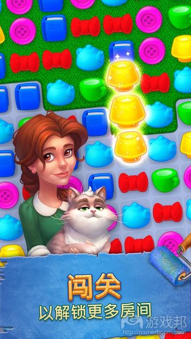 以Playrix公司为例聊偏中核向的休闲游戏的研发和市场