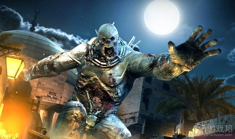 Dead Trigger 2(from unity3d.com)