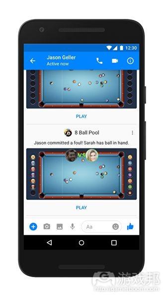 Messenger Games(from gamesindustry.biz)