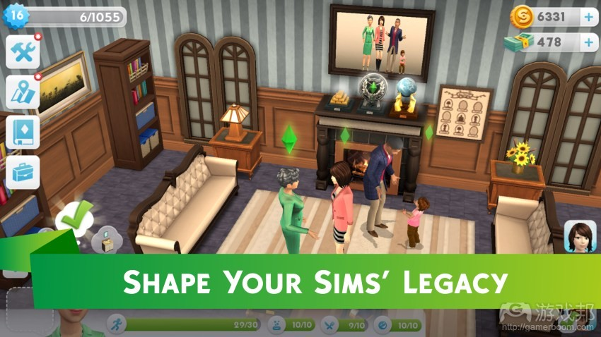 The Sims Mobile(from beyondsims.com)