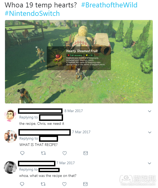 Breath of the Wild(from gamasutra.com)