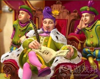Royal Envoy(from gamezebo.com)