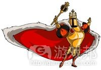 King Knight(from gamasutra.com)