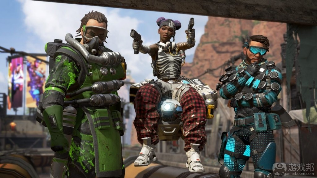 Apex Legends(from ea.com)