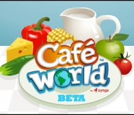 Cafe World感恩节活动:送花束,赢100免费Cafe Cash