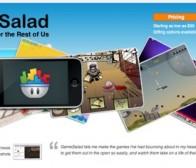 pocketgamer消息:GameSalad公司推新款游戏发行工具