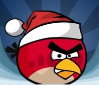 pcmag消息:《愤怒的小鸟》圣诞节版本现身Android平台