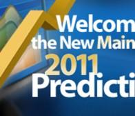 市场调研公司IDC对2011年科技行业的五大预言