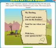 跨越时空的爱之信,CityVille是否为FrontierVille后续?