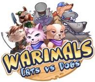 网页游戏Warimals登陆Facebook上演猫狗大战