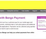 Bango分析:2011年应用内置付费模式营收或达30%