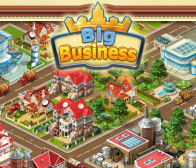 Game Insight发布新款城市建设类游戏Big Business