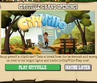 社交游戏CityVille发布两周,游戏用户激增至2200万人