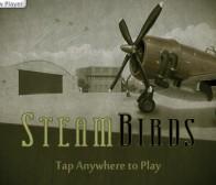 《SteamBirds》成首届indiePub手机游戏大赛冠军