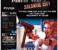 Zynga推HTML5手机游戏《Mafia Wars Atlantic City》