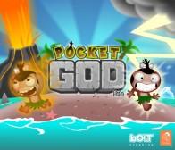 游戏前瞻:热门iPhone游戏Pocket God即将登陆Facebook
