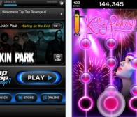 《Tap Tap Revenge 4》首发每小时下载量达25000次