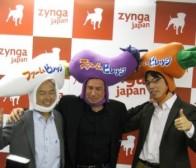 Asiajin报道:日本版手机社交游戏FarmVillage操作简介