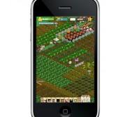 在苹果WWDC大会,zynga宣布推出iphone版farmville