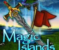 Magic Islands融城市建设,军队建造,进军世界为一身