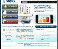 TapJoy着重发展手机应用货币化,摆脱ScamVille影响