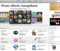苹果Mac App Store正式上线,游戏应用数量占优