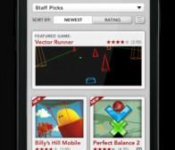 Flash休闲游戏平台Kongregate发布手机应用版本