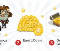 Zynga为铁杆游戏玩家开设积分奖励网站RewardVille.com