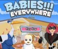 SiXits公司将推《Babies Everywhere》跨平台社交游戏