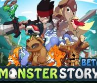 融合多款游戏精华,《Monster Story》测试版本上线