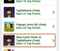 """手机应用服务公司Tapjoy推""""按操作奖励""""广告新模式"""